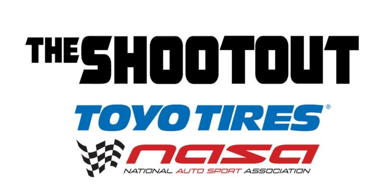 Toyo Tires & NASA | Shootout Max Effort Class Sponsor