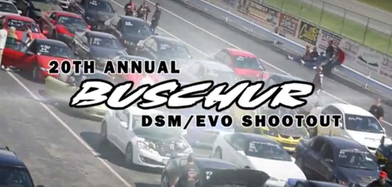 VIDEO FLASHBACK | 2012 Buschur Racing EVO/DSM Shootout – IDRC
